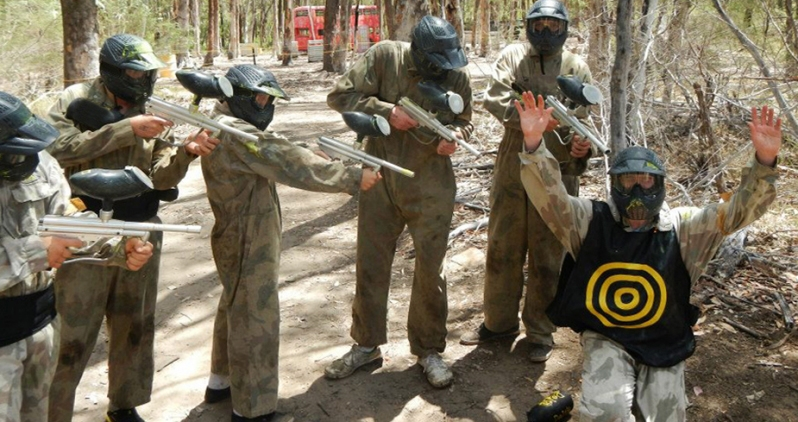 stag-hen-paintballing
